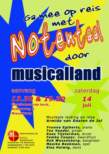 Notentoer-musicalland