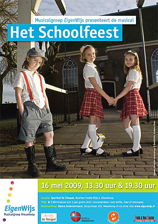 schoolfeest musical